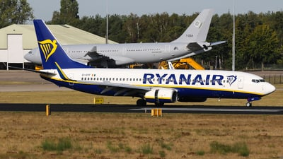 EI-EFF - Boeing 737-8AS - Ryanair