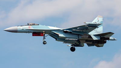 RF-81730 - Sukhoi Su-35S - Russia - Air Force