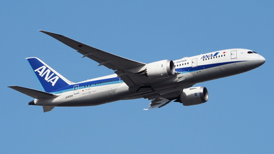 JA835A - Boeing 787-8 Dreamliner - All Nippon Airways (ANA)