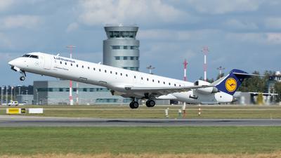 D-ACKC - Bombardier CRJ-900ER - Lufthansa Regional (CityLine)