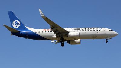 B-5566 - Boeing 737-85C - Jiangxi Airlines