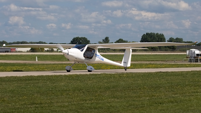 N54PK - Pipistrel Sinus 912 - Private