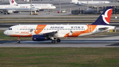 B-MCI - Airbus A320-232 - Air Macau