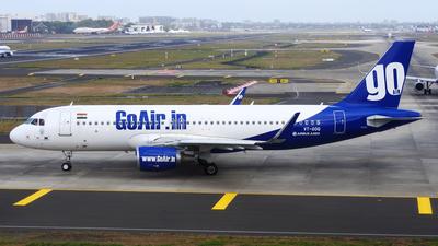 VT-GOQ - Airbus A320-214 - Go Air