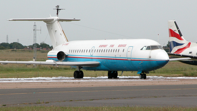 5N-HHH - British Aircraft Corporation BAC 1-11 Series 401AK - Kabo Air