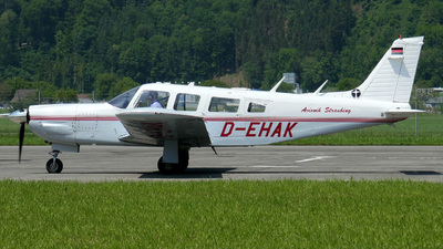 D-EHAK - Piper PA-32R-300 Cherokee Lance - Private