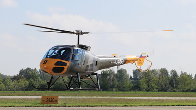 0459 - Enstrom 480B - Czech Republic - Air Force