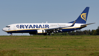 EI-EKN - Boeing 737-8AS - Ryanair