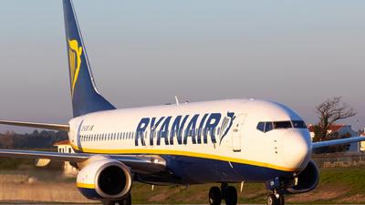 A picture of EIEVS - Boeing 7378AS - Ryanair - © Carlos Miguel Seabra