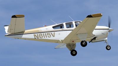 N6115V - Beechcraft S35 Bonanza - Private