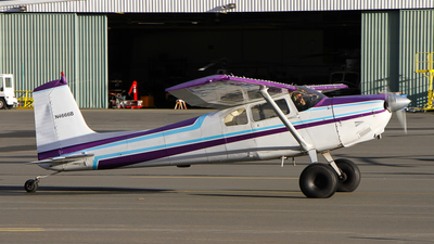 A picture of N4666B - Cessna 180 - [31564] - © C. v. Grinsven