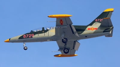 8729 - Aero L-39 Albatros - Vietnam - Air Force