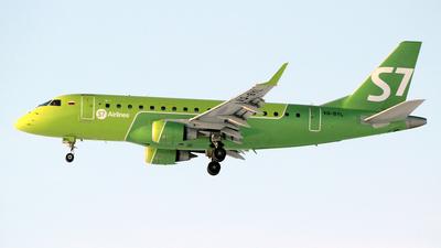 VQ-BYL - Embraer 170-100LR - S7 Airlines