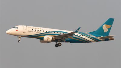 A picture of A4OEC - Embraer E175AR - Oman Air - © Goncalo Guimaraes