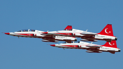 70-3058 - Canadair NF-5A Freedom Fighter - Turkey - Air Force