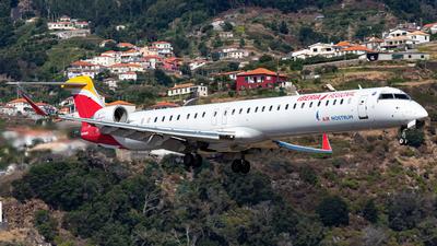 EC-LJR - Bombardier CRJ-1000 - Iberia Regional (Air Nostrum)