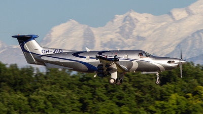 OH-JRD - Pilatus PC-12/47E - Private