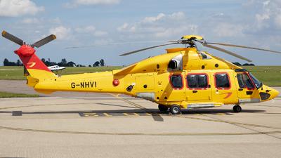G-NHVI - Airbus Helicopters H175 - Noordzee Helikopters Vlaanderen (NHV)