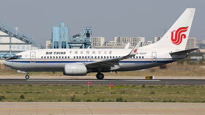 B-5227 - Boeing 737-79L - Air China