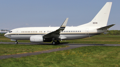 169036 - Boeing C-40A Clipper - United States - US Navy (USN)