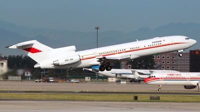 A9C-BA - Boeing 727-2M7(Adv) - Bahrain - Royal Flight