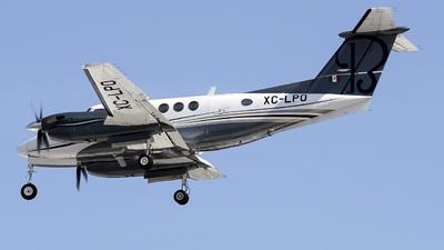 XC-LPO - Beechcraft B200 Super King Air - Private