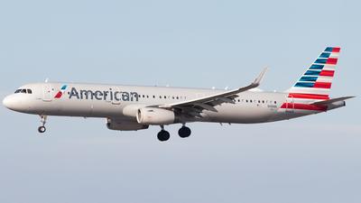 N118NN - Airbus A321-231 - American Airlines