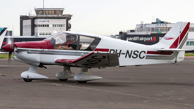 PH-NSC - Robin DR400/140B Dauphin - Private