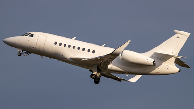 237 - Dassault Falcon 2000LX - France - Air Force