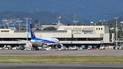 RJOK - Airport - Ramp