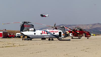 N405AJ - Boeing CH-47D Chinook - Billings Flying Service