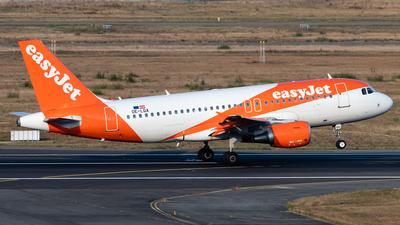 OE-LQA - Airbus A319-111 - easyJet Europe
