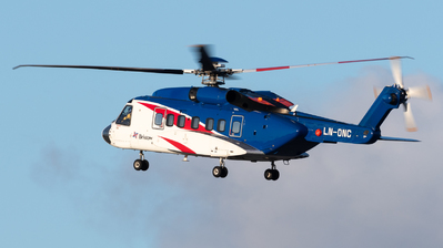 LN-ONC - Sikorsky S-92A Helibus - Bristow Norway