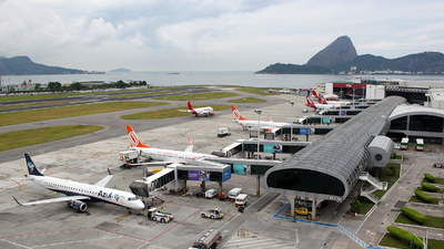 SBRJ - Airport - Ramp