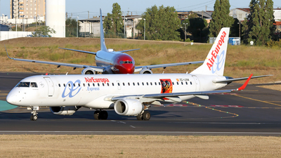EC-LKM - Embraer 190-200LR - Air Europa Express