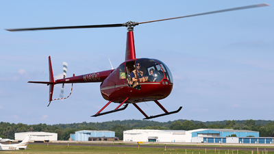 N141DC - Robinson R44 Raven - Private