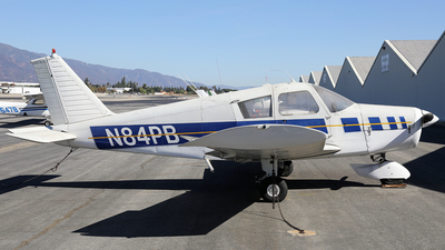N84PB - Piper PA-28-140 Cherokee - Private