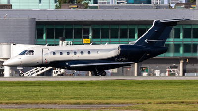 G-RORA - Embraer EMB-550 Legacy 500 - Private