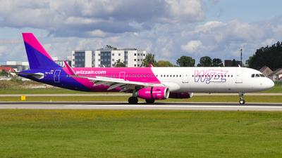 A picture of HALXA - Airbus A321231 - Wizz Air - © Szymon Pelplinski