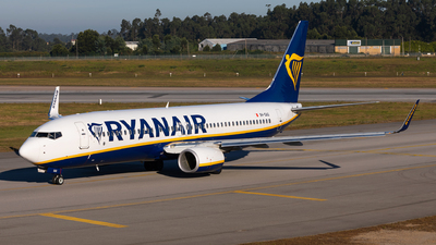 9H-QAQ - Boeing 737-8AS - Ryanair (Malta Air)