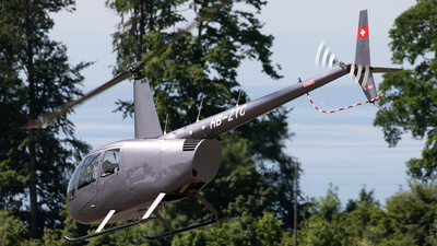HB-ZTC - Robinson R44 Raven II - Private