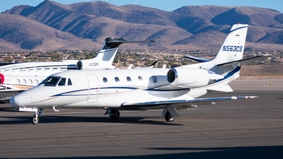 N563CS - Cessna 560XL Citation Excel - Private