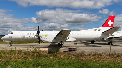 A picture of HBIZB - Saab 2000 - [2000005] - © SF 340