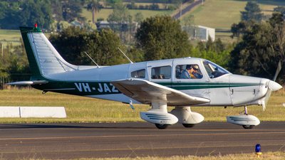 A picture of VHJAZ - Piper PA28161 - [288416131] - © Clinton_vern
