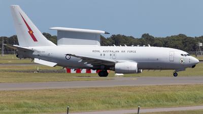 A30-006 - Boeing E-7A Wedgetail - Australia - Royal Australian Air Force (RAAF)