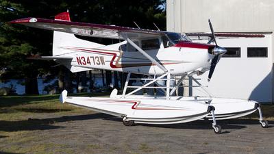 N3473W - Cessna A185F Skywagon - Private
