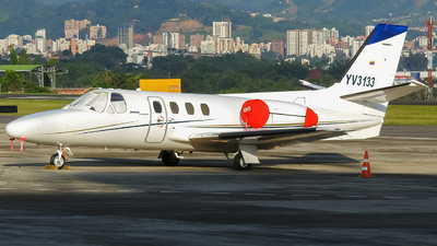 YV3133 - Cessna 500 Citation I - Private