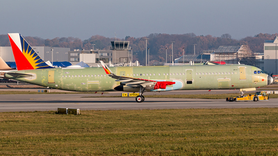 D-AVYG - Airbus A321-271N - Philippine Airlines