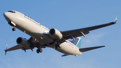 C-GKWA - Boeing 737-8CT - WestJet Airlines