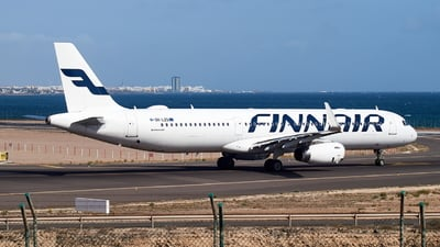 A picture of OHLZG - Airbus A321231 - Finnair - © JakkoFly